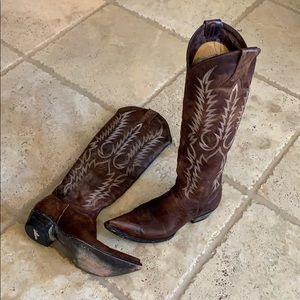 Old Gringo Knee high cowboy boots